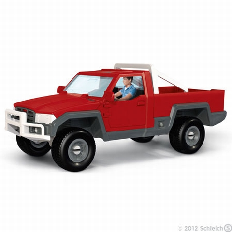 Schleich 42090 Schleich Pick-up + chauffeur